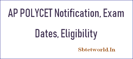 ap polycet, ap polycet 2019, ap polycet notification, polycet ap application form, ap polycet exam dates