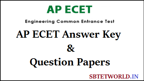 AP-ECET-Answer-Key, ap-ecet-2021, ap-ecet