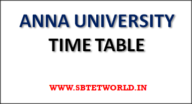 Anna-University-Time-Table