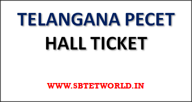 TS-PECET-HALL-TICKET